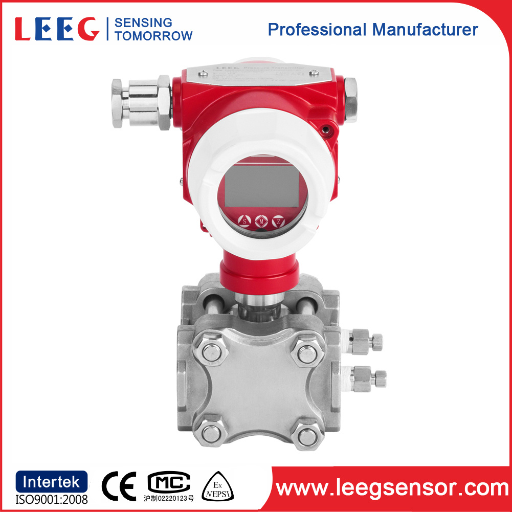 Temperature-Compensated Programmable Smart Pressure Transducer