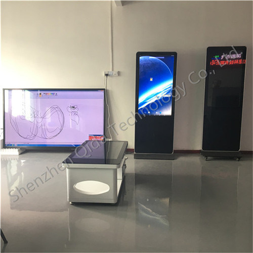 """Hot Sales 42"""" Interactive Wall Mounted with Samsung Panel LCD TV Display"""