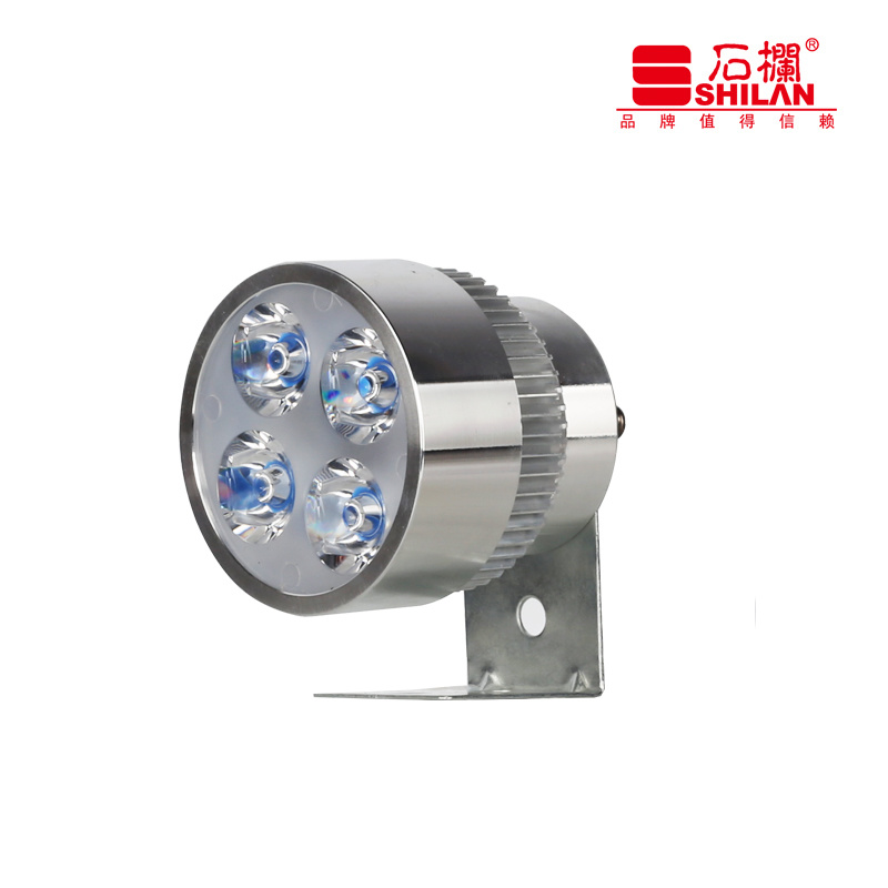 1200lm Motorcycle with Convex Lens LED Headlight 12W DC8-85V