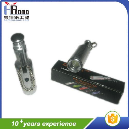 Nonrechargeable Mini Flashlight/LED Torch