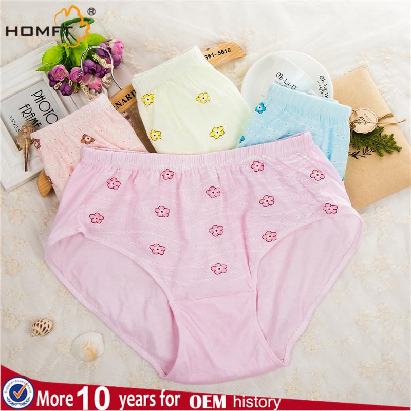 Check Pants Underwear Women Open Crotch Panty