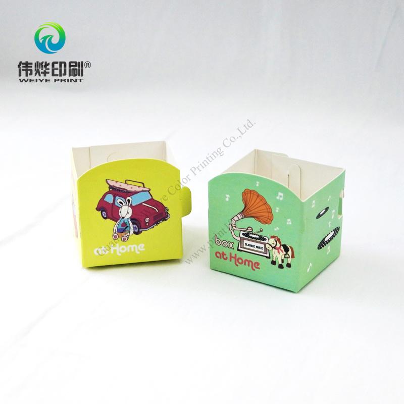 Cardboard Paper Printing DIY Gift Packaging Box