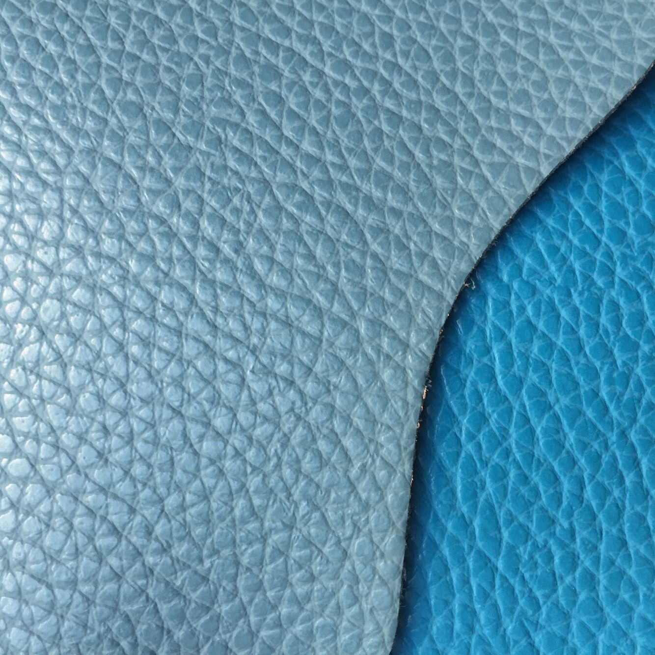Genuine Leather Quality Faux PU Leather for Sofa Hw-234