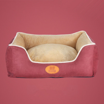 Pet Products Dog Cat Puppy Warm Bed Sofa (B011)