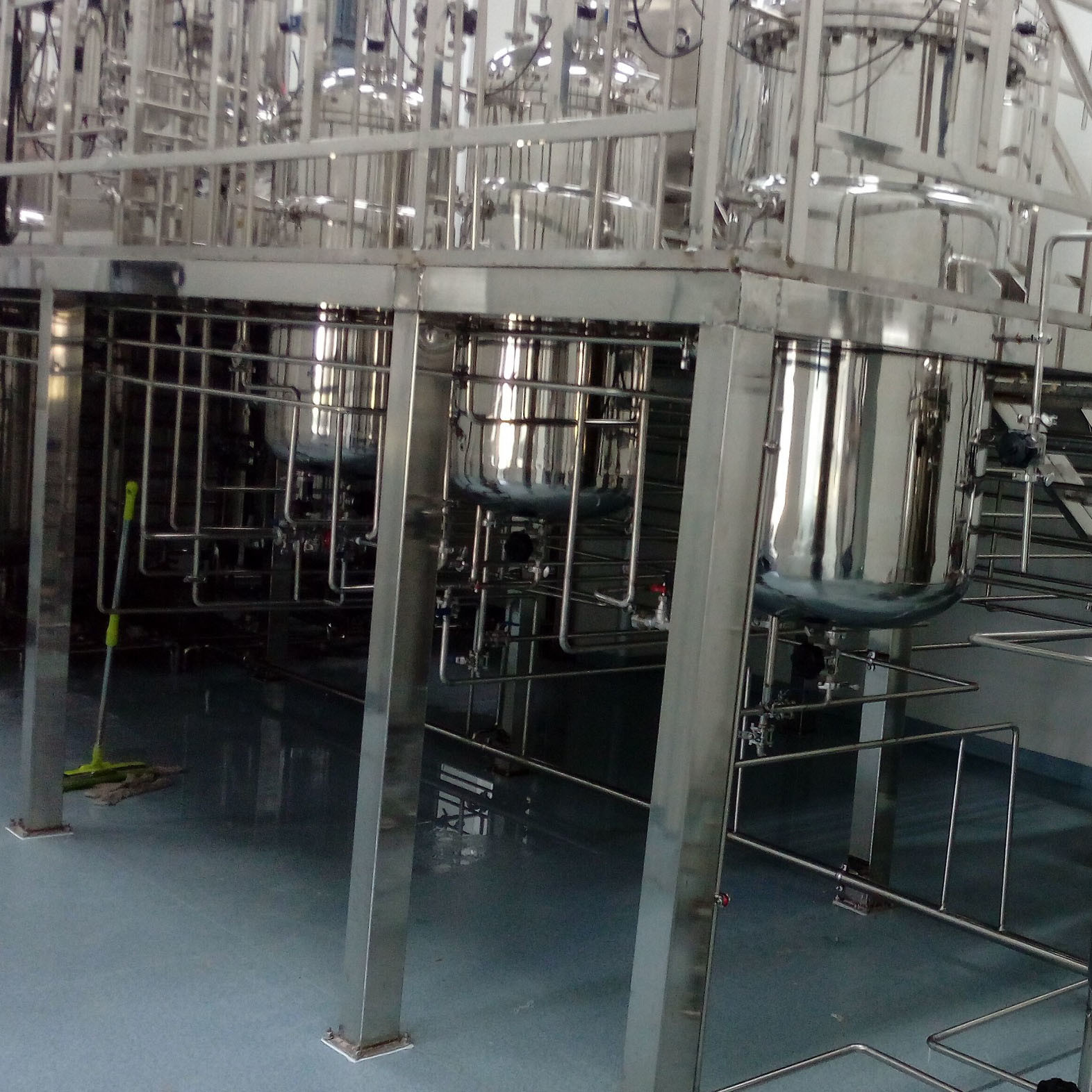 1000 Liters Stainless Steel Fermenter