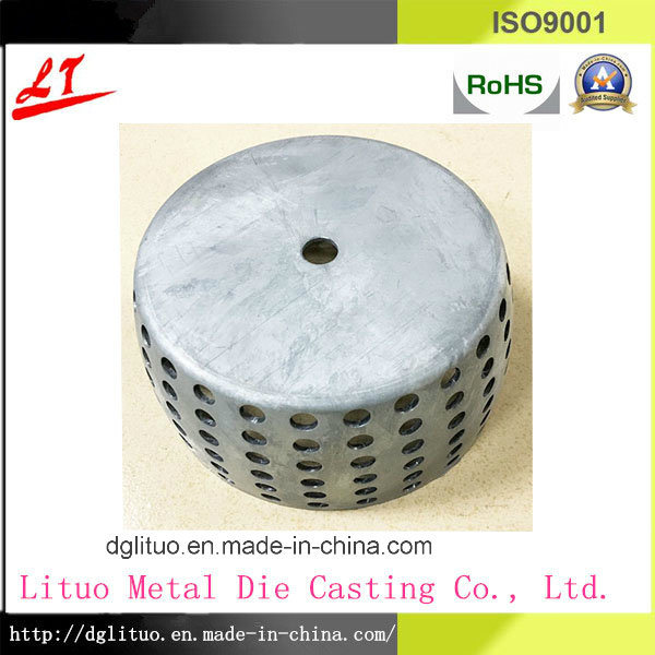 Aluminum Alloy Die Casting LED Lighting Lamp Housing Parts