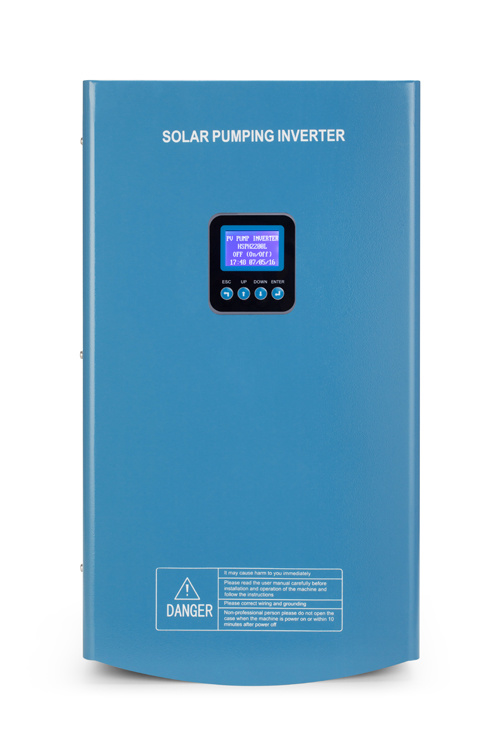 3 Phase AC 380V 2200W Solar Hybrid Water Pump Inverter for Farming Irrigation