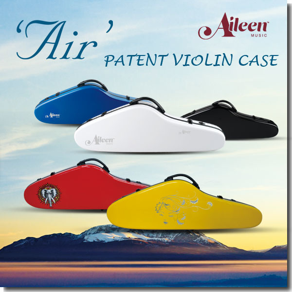 Wholesale Customer New Design Colorful Violin Case (CSV-F18-D)