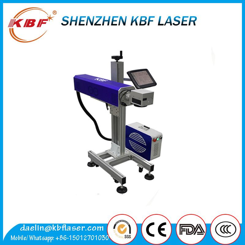 Non Metal CO2 Leather Ceramic Laser Engraving Machine