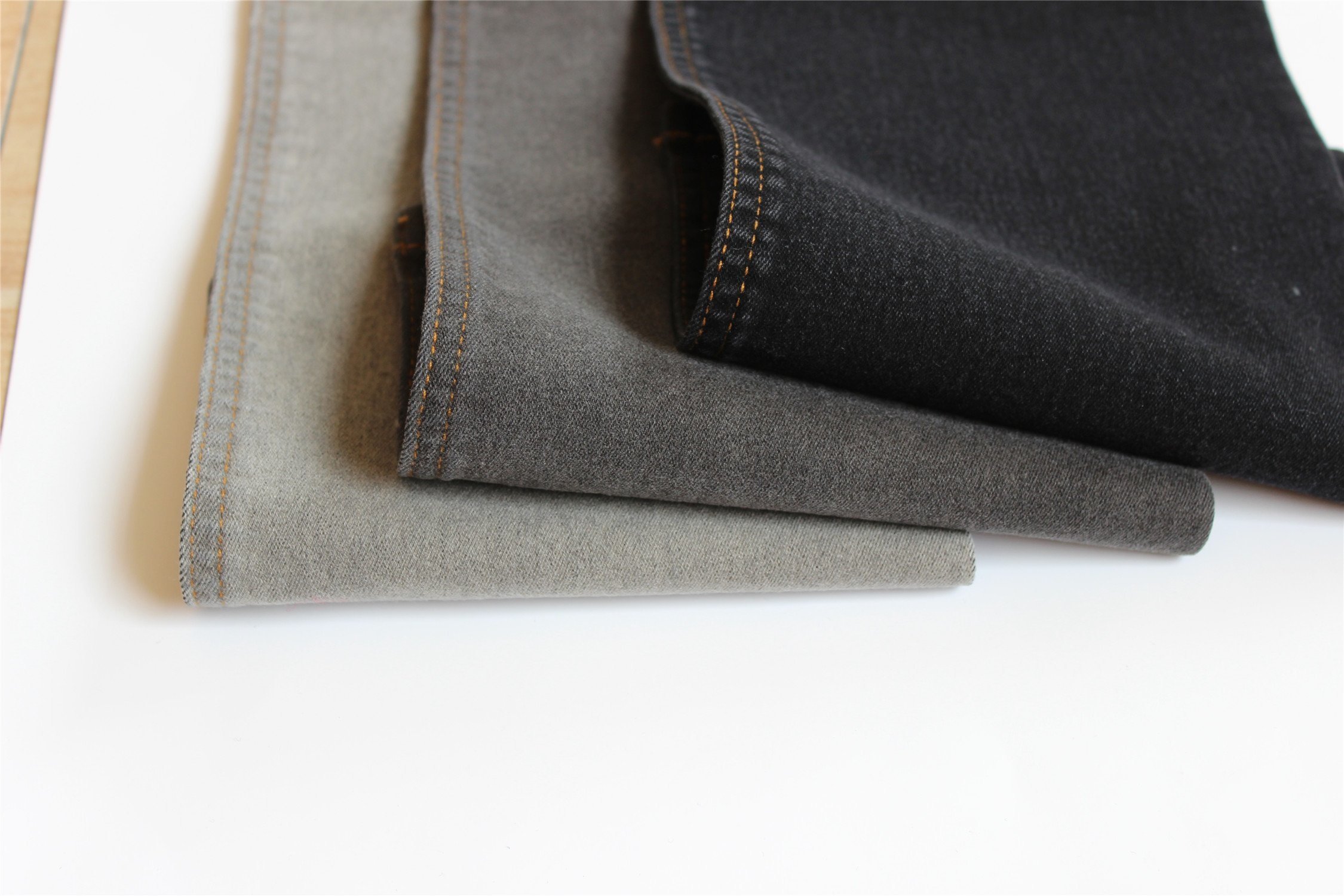 Cotton Polyester Spandex Denim