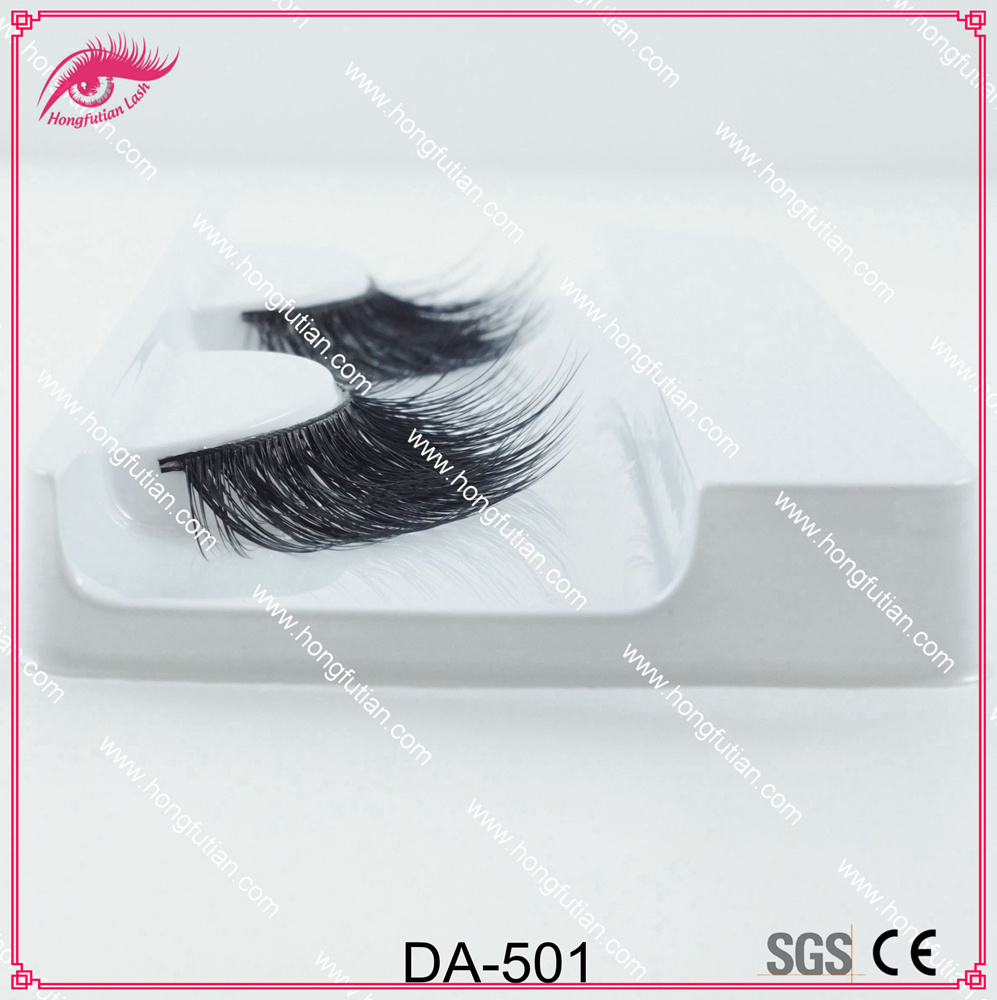 Hot Sale Makeup 3D Artificial Mink Eyelashes