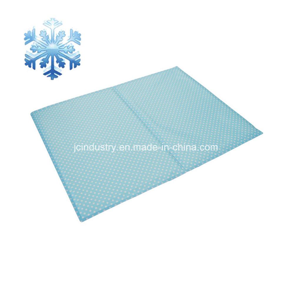 Waterproof Logo Printing Gel Cooling Mat