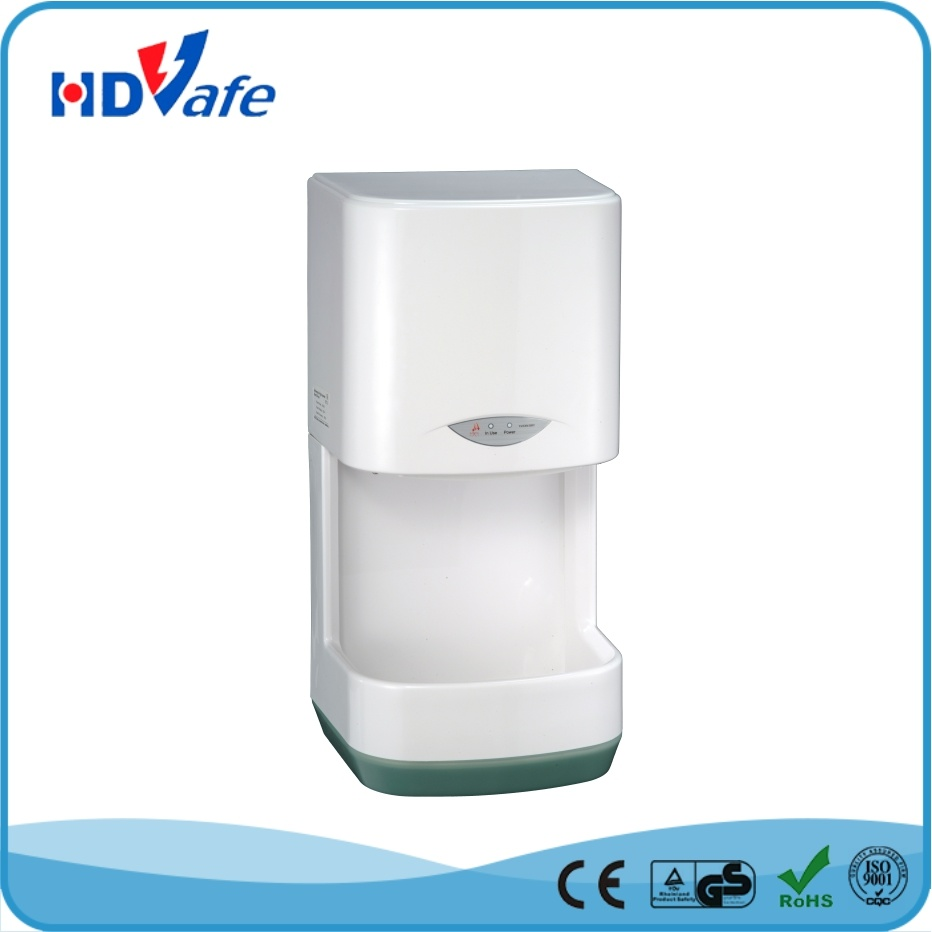 Hdsafe Household Automatic Infrared Low Noise ABS Hand Dryer