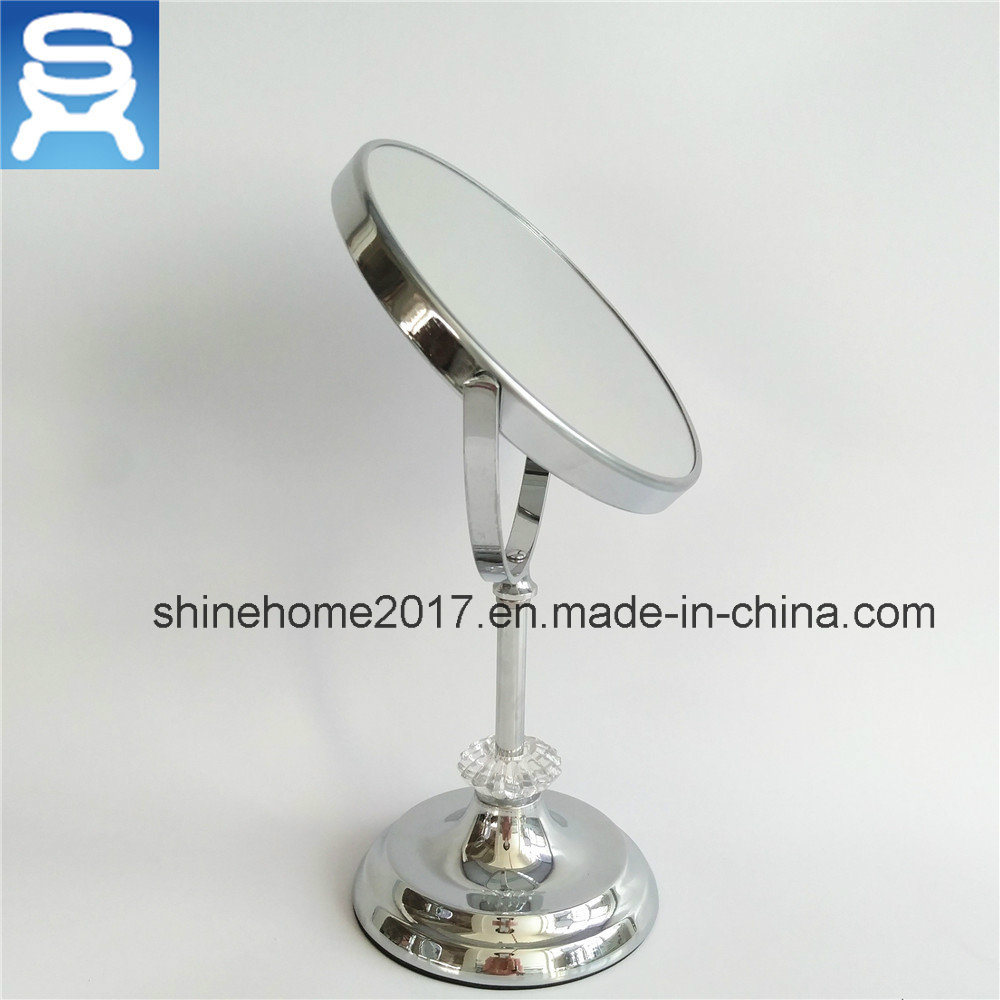 Bathroom Metal Standing Vanity Mirror