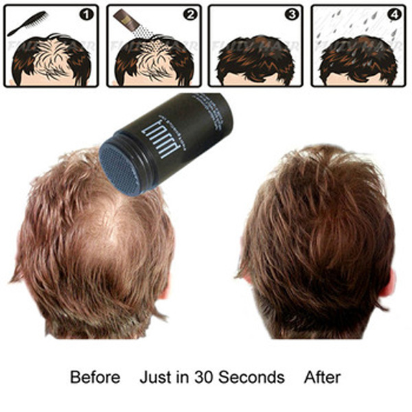 Keratin Hair Building Fibers OEM 18 Colors