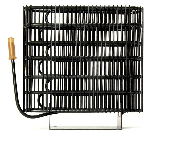 Condenser, Evaporator, Refrigerator for Freezing/Cooling Appliance