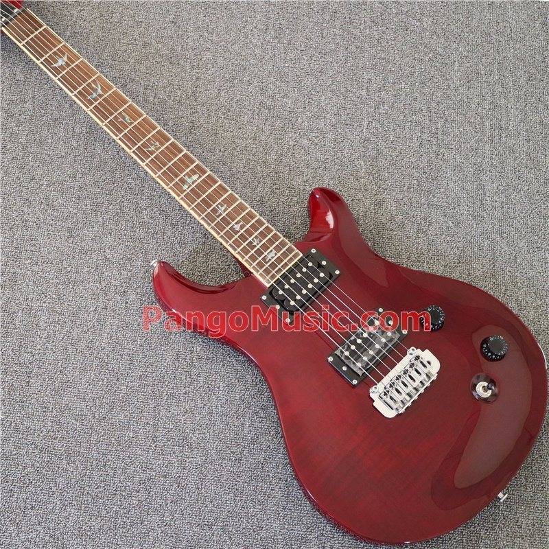 Pango Music Prs Style Electric Electric Guitar (PRS-148)