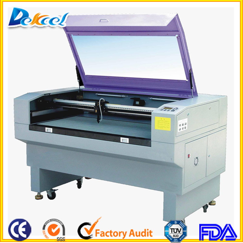 Small Cheap CNC Laser Cutter for Fabric Sale