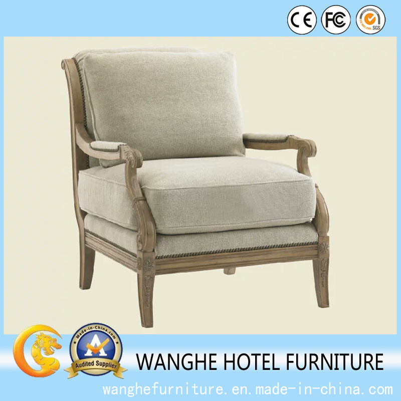 Hotel Furniture French Style Leisure Chair Stool