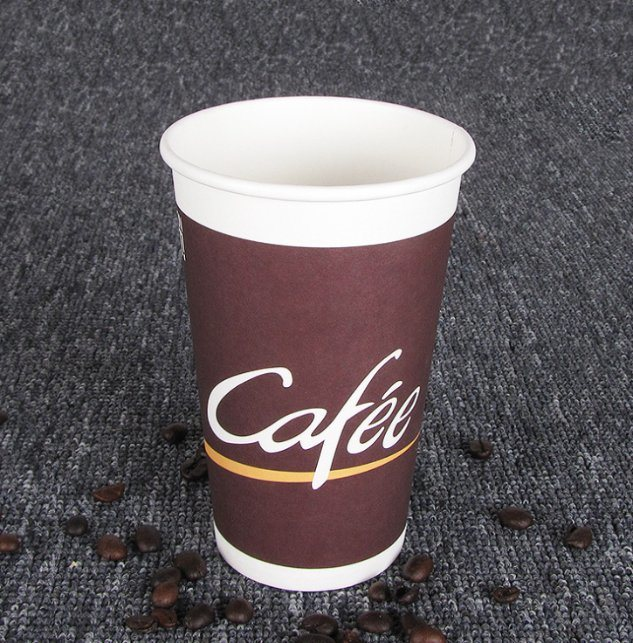 7oz Single Wall Paper Coffee Cup