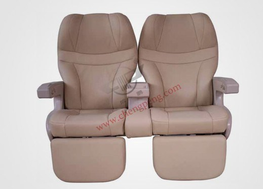 Adjustable Coach Double Luxurious Auto Business Seats (F22-3)