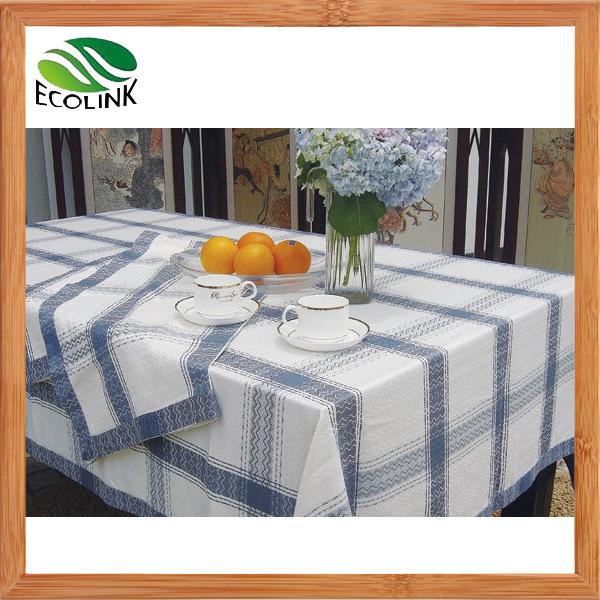 Bamboo Fibre Table Linen / Bamboo Fibre Tablecloth / Table Cloth