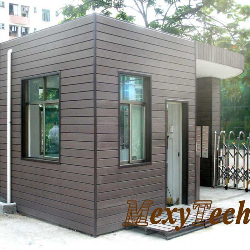 Wood Plastic Composite Wall Panel : China cottage wood plastic composite wall panel wp