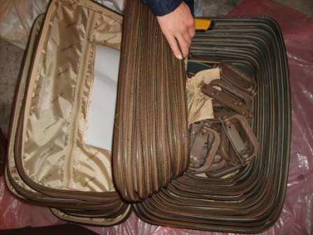 SKD Luggage (16PCS)
