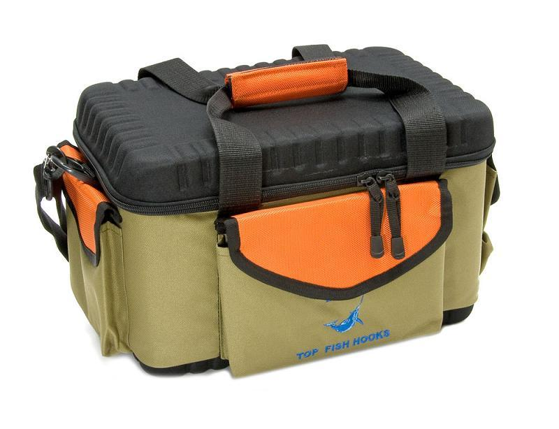 Fishing gear bags bing images for Fishing tackle grab bag
