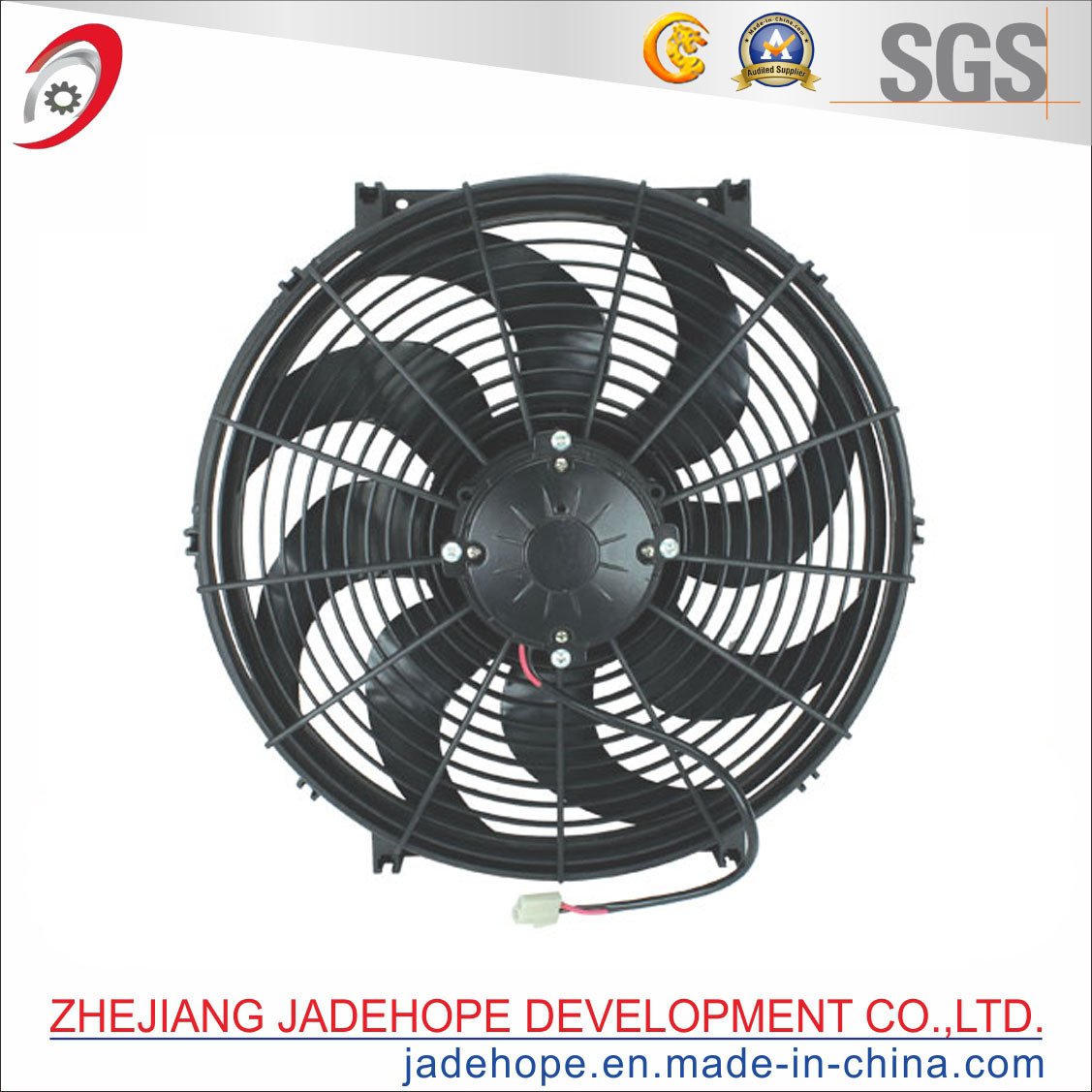 16 Inches Auto Radiator Cooling Fan for Auto A/C Parts