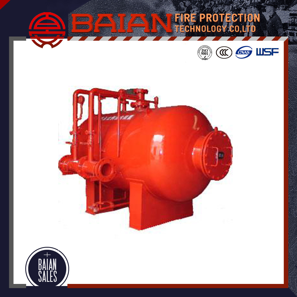 Foam Bladder Tank for Fire Fighting System