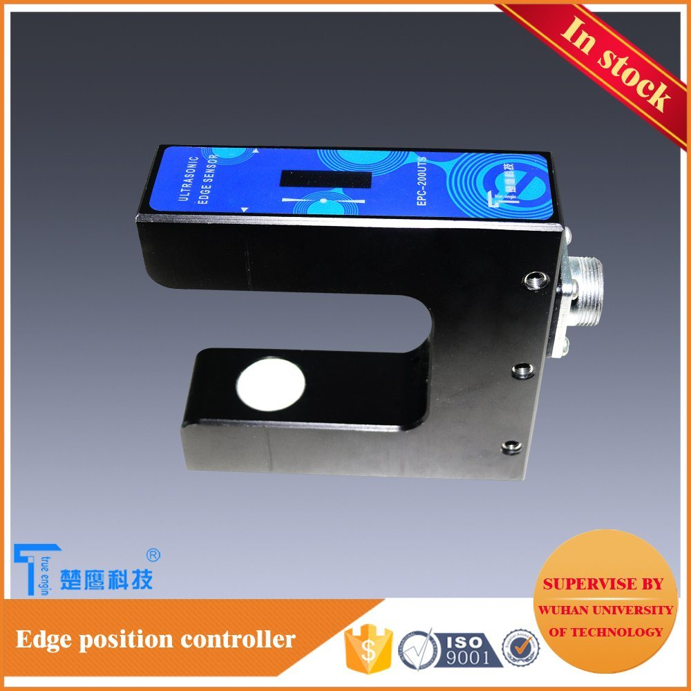 China Factory Supply True Engin Web Guiding Sensor Ultrasonic Sensor EPS-C