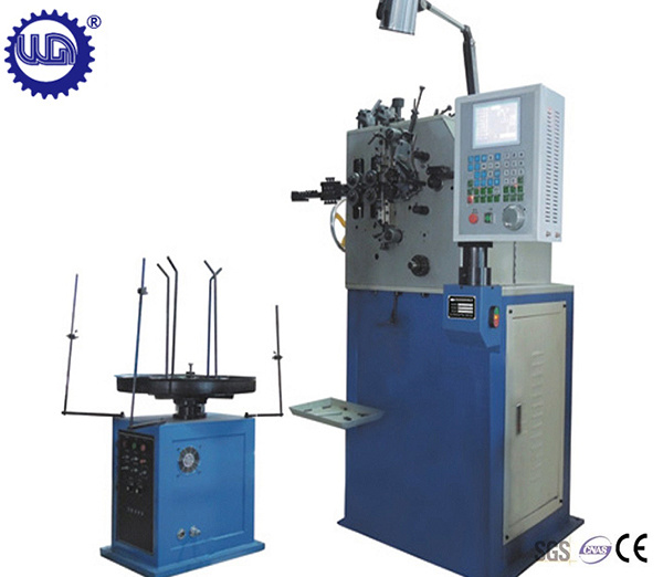 2 Axes Automatic CNC Compression Spring Coiler Machine (GT-CS-208B)