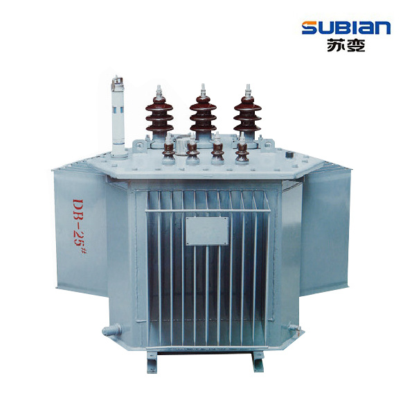 S11-Mrl- (30-2500) /10kv Three Dimensional Wound Core Oil-Immersed Type Power Transformer China