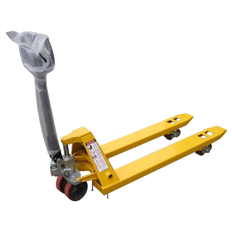5000kg Heavy Duty Hand Pallet Truck with High Quality (AC PUMP)