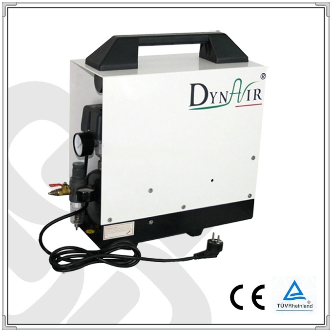 Portable Silent Oilless Air Compressor