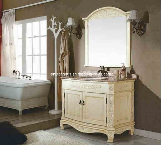 China antique bathroom cabinet china antique bathroom for Vintage bathroom photos