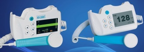 High Quality Portable Fetal Doppler with CE and ISO