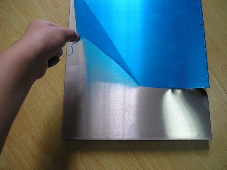 Aluminium Sheet PVC Coating