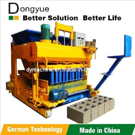 Egg Laying Hollow Concrete Block Machine Qtm6-25 (DONGYUE BRAND)