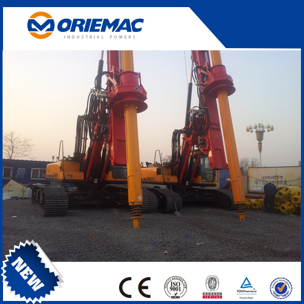 Sany Brand Rotary Drilling Rig Hot Sale Model Sr220c with Good Price