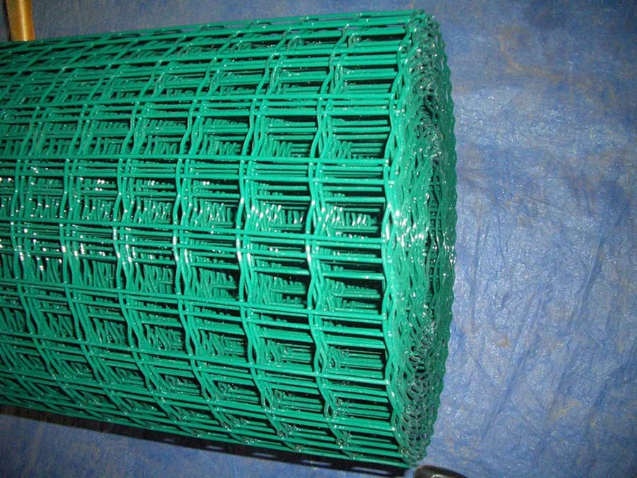 Plastic Covered Wire Mesh