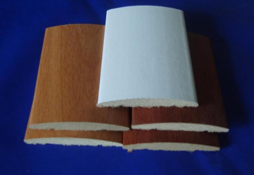 Veneered or Laminate Reducer Moulding