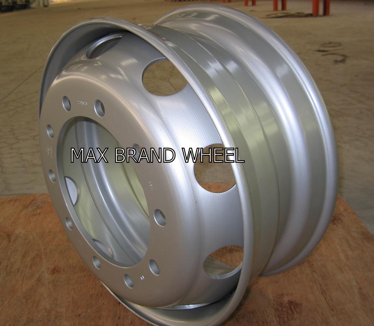 Tubeless Steel Wheel Rim (8.25X22.5)