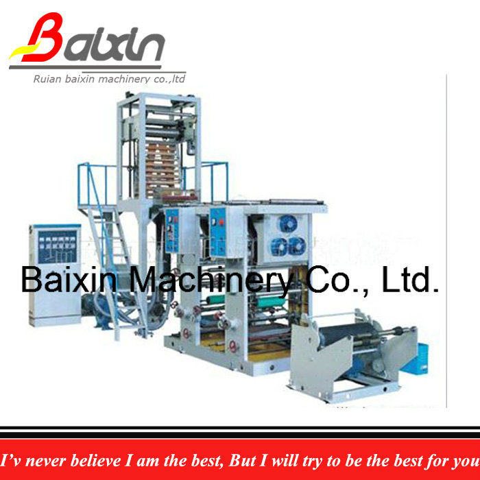 Quality Automatic Film Blowing and Rotogravure Printing Machine