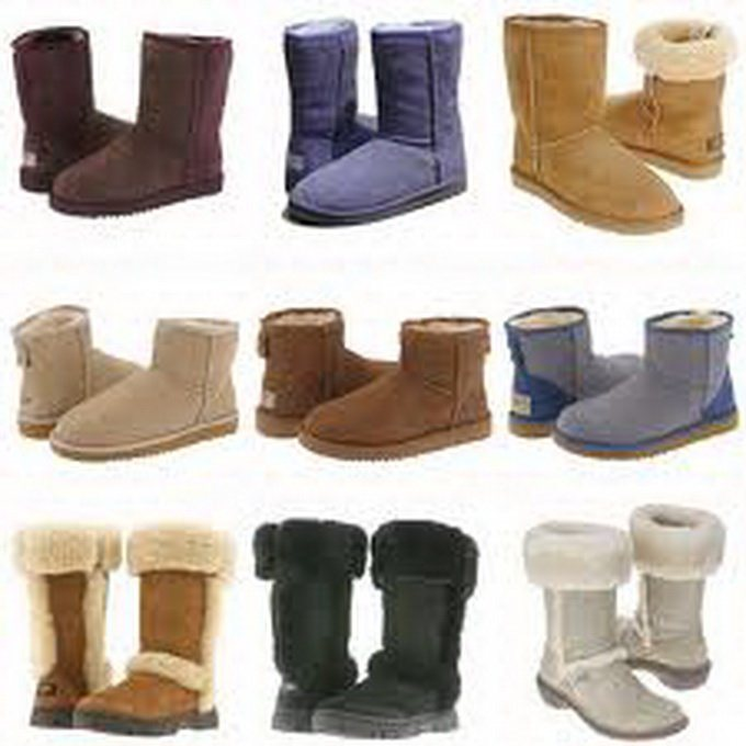 Stylish Winter Boots For Ladies | Santa Barbara Institute for ...