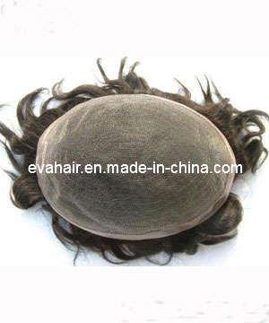 100  human hair toupee hair