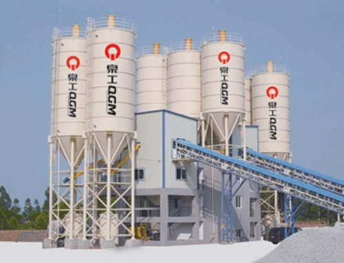 Ready Mix Plants : China ready mix plant hzs photos pictures made in
