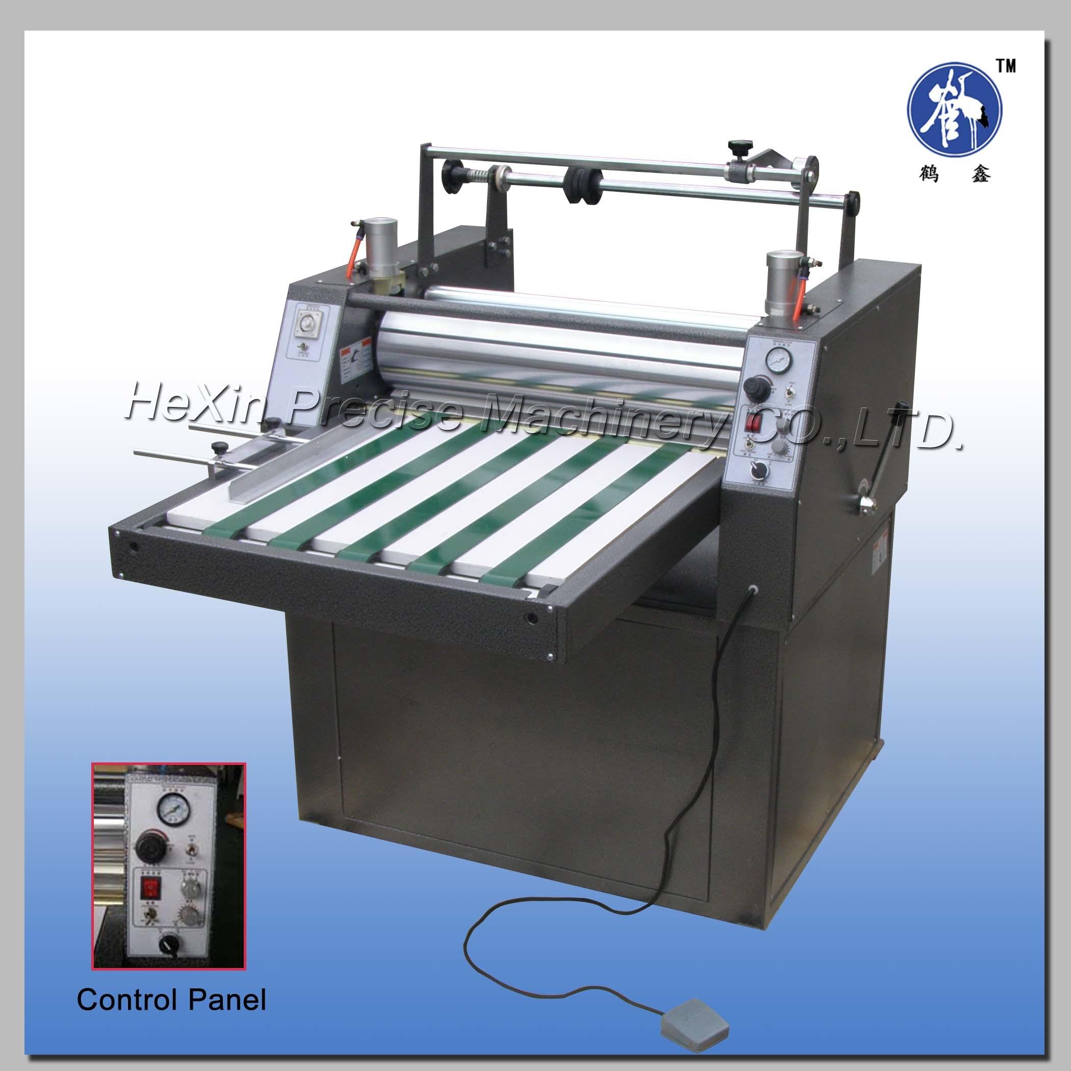 paper laminating machine