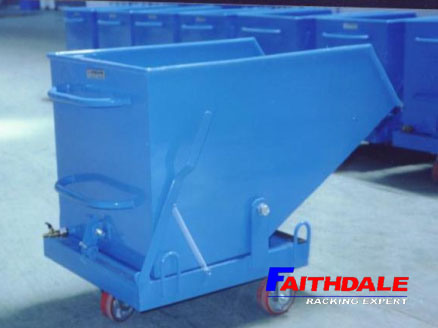 Waste Material Self Dumping Truck
